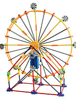 Ferris Wheel intelligence DIY Variety science puzzle assembled electric plastic