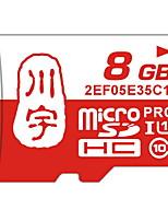 leer kawau tarjeta de memoria flash de 8 GB Clase 10 de 12 Mb / s tf