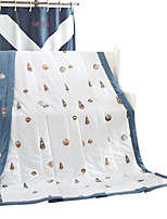 2016 New Summer Cool Quilt Full Cotton Shell Pattern