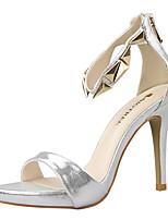 Women's Shoes  Summer Heels / Peep Toe / Open Toe Heels Dress Stiletto Heel Zipper Colors Available.