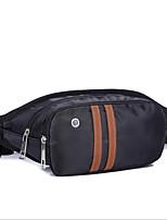 Men-Formal-PVC-Waist Bag-Blue / Black