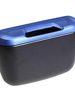 boîte de rangement du compartiment à côté de la voiture de boîte de rangement de porte voiture poubelle poubelle à gants de voiture