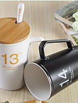 personalizado taza de la marca insignia