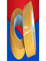 4.5cm * 2.5cm Yellow Carton Packing Durable Package Sealing Tape Of High Viscosity