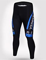 Running Bottoms / Pants Women's / Men's / Unisex Breathable / Reflective Trim/Fluorescence / Sweat-wicking Terylene / LYCRA®Fitness /