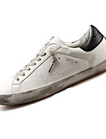 Men's Shoes Leatherette Casual Sneakers Casual Walking Flat Heel Others Black / Blue / Green / Pink / Gray