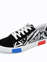 Men's Sneakers Casual/Travel Fashion Fabric Breathable Mesh Shoes