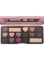 16 Colors EyeShadow Nude Comestic Long Lasting Beauty Makeup