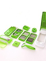 Multi-Function Shredder New Strange Home Kitchen Supplies New ABS Material Covered 12 Times