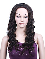 100% Human Virgin Hair Natural Black Color Body Wave Lace Wig 10-26 Inch U Part Lace Front Wig With Baby Hair
