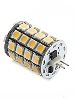 5W G4 LED à Double Broches T 49SMD SMD 5050 560±10%LM(The actual measurement) lm Blanc Chaud / Blanc Froid DécorativeDC 12 / AC 12 / AC