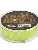 500M / 550 Yards Monofilament Yellow 120LB 0.2 mm For General Fishing(Random Delivery)