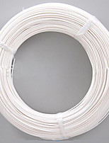 High Temperature Teflon Wire  Cable Silicone Rubber Wire Motor Lead Wire Ff46-1 0.5 Square
