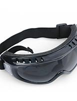 esponja hombres y mujeres gafas de protección radiológica de equitación montañismo - gafas de esquí negras