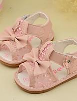 Girl's Sandals Summer Tulle Outdoor Pink / Beige