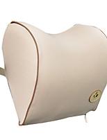 26*21 Cotton Car Seat Headrest Apricot
