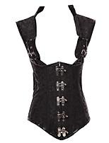 New Hot Sale Sexy Women Waist   bust Corset Halter Satin Corsets Body Shapewear Cincher Bustier corset set leather