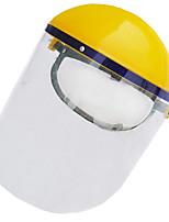 909 de protección de soldadura máscara protectora para la cara aceite derramado visor de protección