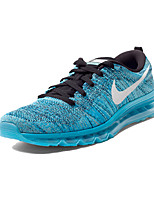 Nike Flyknit Air Max Running Shoes Men's Blue Nike Flyknit airmax 2016 Athletic Shoes Men's