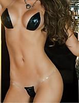 Women Ultra Sexy Nightwear,Patent Leather