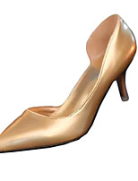 Women's Shoes PU Summer Heels Heels Casual Stiletto Heel Others Silver / Gold