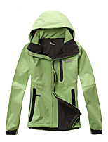 The North Face Women's Gore Tex Softshell Jacket Outdoor Sports Trekking Climbing Hiking Waterproof Windproof Zipper