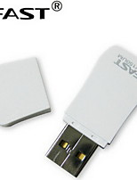 Fast 10 / 100Mbps Mini-USB-WiFi-Adapter-Netzwerk-Adapter-Karte Wireless-Karte Empfänger