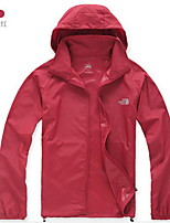 Outdoor  Tops Camping & Hiking / Leisure Sports / Cycling/BikeHigh Breathability/ Ultraviolet Resistant / Windproof /