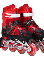 Zapatos Zapatillas de patinaje Tul Azul / Rosa / Rojo Unisex