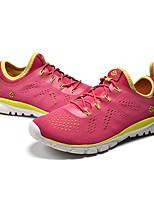 Scarpe Donna-Sneakers-Tempo libero / Sportivo-Punta arrotondata / Chiusa-Piatto-Di corda-Viola / Rosso / Corallo / Nero e rosso