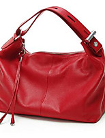 Women-Formal-PVC-Tote-Blue / Brown / Red / Black