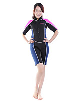 Others Women's / Men's Diving Suits Diving Suit Compression Wetsuits 2.5 to 2.9 mm Pink / Blue S / M / L / XL Diving