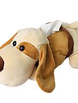 concentrarsi bel cane carino scatola del tessuto molle dell'automobile della decorazione accessori per auto copertura casa