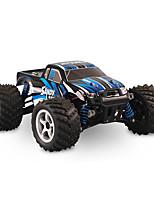 Buggy (fuoristrada) PX Hummer 1:16 Elettrico senza spazzola RC Auto Rosso / Blu Kit di smontaggio