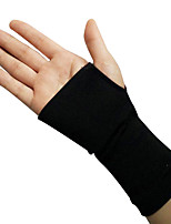 Wrist Brace Sports Support Easy dressing Fitness Black
