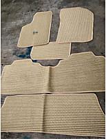 Car Carpet Linen Mat Pvc Environmental Protection Rubber Bottom Four Seasons General Carpet Special Mat