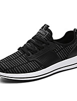 Men's Shoes Tulle ly mesh Breathable/ Athletic / Casual Sneakers Office & Career / Athletic / Casual Sneaker