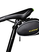 Bolsa para Bagageiro de Bicicleta / Bolsa de Ciclismo Lista Reflectora / Vestível / Compacto / Bolsa Rígida CiclismoPele PU / PVC /