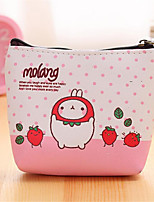Girls-Sports / Casual / Outdoor-PU-Coin Purse-White / Beige / Pink / Blue