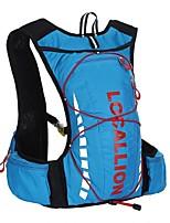 rugzak / Fietsen Backpack Reflecterende Strip / Draagbaar / Multifunctionele / Inclusief waterzak Vrijetijdssporten / Reizen / Hardlopen -