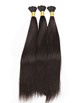 3pcs/lot Straight Hair Bulk 8