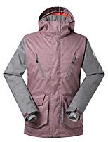 Gsou snow men  ski jackets /outdoor windproof waterproof ski-wear snowboard/double snowboard jackets