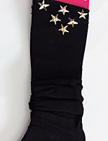 Women Warm Stockings,Cotton / Nylon(Random color)