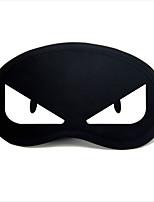 Travel Sleeping Eye Mask Type 0037 White Devil Eyes