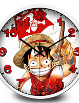 Cute Cartoon Fly Children Room Home Furnishing Decorative Wall Clock