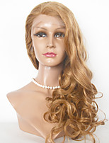 Malaysian Hair  Lace Front Wig Virgin Hair Body Wave Lace Front Wig For Woman