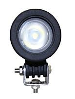 1pcs la luz del trabajo del cree IP68 luz del trabajo 10w 4x4led