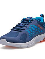 361°Blue/Black Rubber Surface Air Suspension Running Men's Shoes