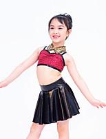 Children Dance Dancewear Children Adults Jazz Dance Wear Outfits