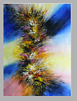 Iarts Modern Abstract Painting Colorful Art Decor 80x60cm (32x24 inch) No Stretcher